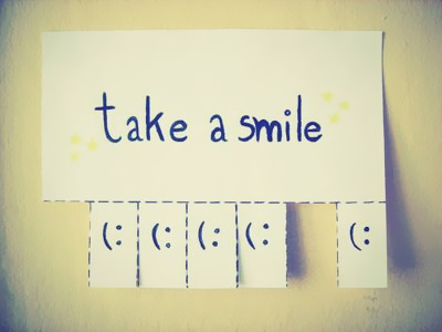 take-a-smile, by samanthasimon