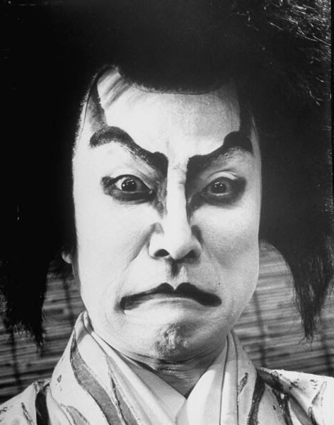 kabuki, by pixomine