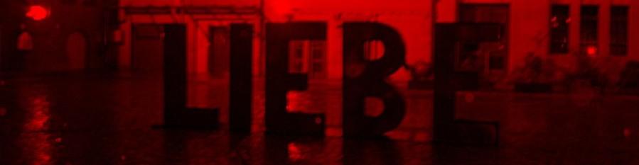 Liebe schwarz-rot 2