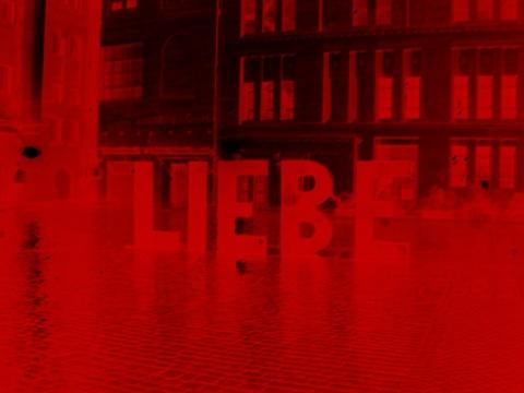Liebe rot-schwarz 3