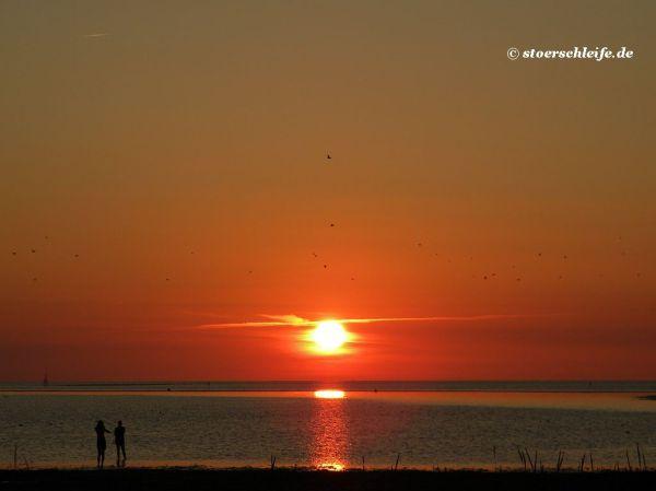 Sonnenuntergang by stoerschleife