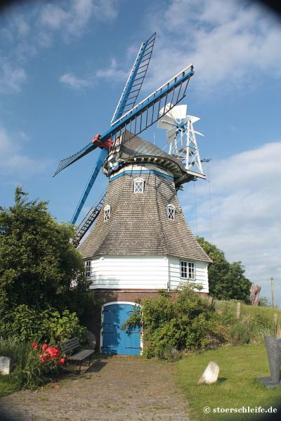 Windmühle by stoerschleife
