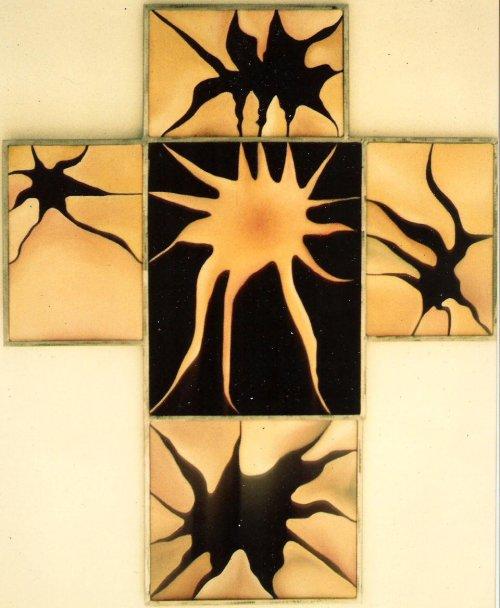 Ohne Titel, by Triloff, vor/bis 1992 gemalt.